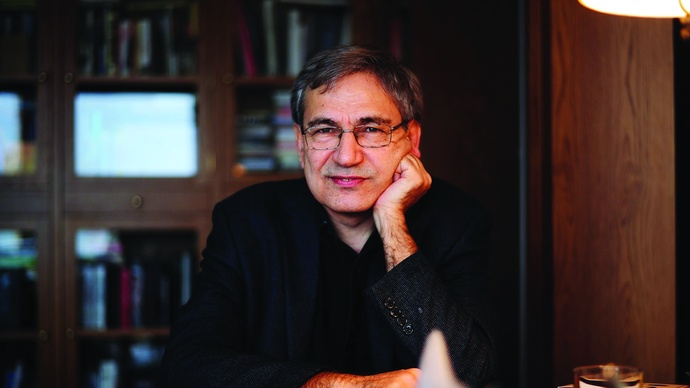 Orhan Pamuk -Getty Images