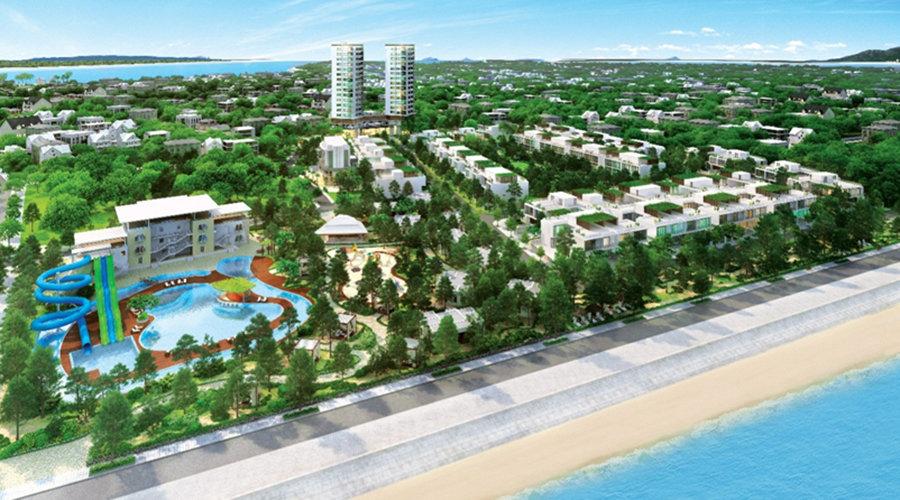 Khu nghỉ dưỡng biệt lập cam đoan có lâu dài ở Long Hải đang hút nhiều khách hàng tìm về ổn định gia đình