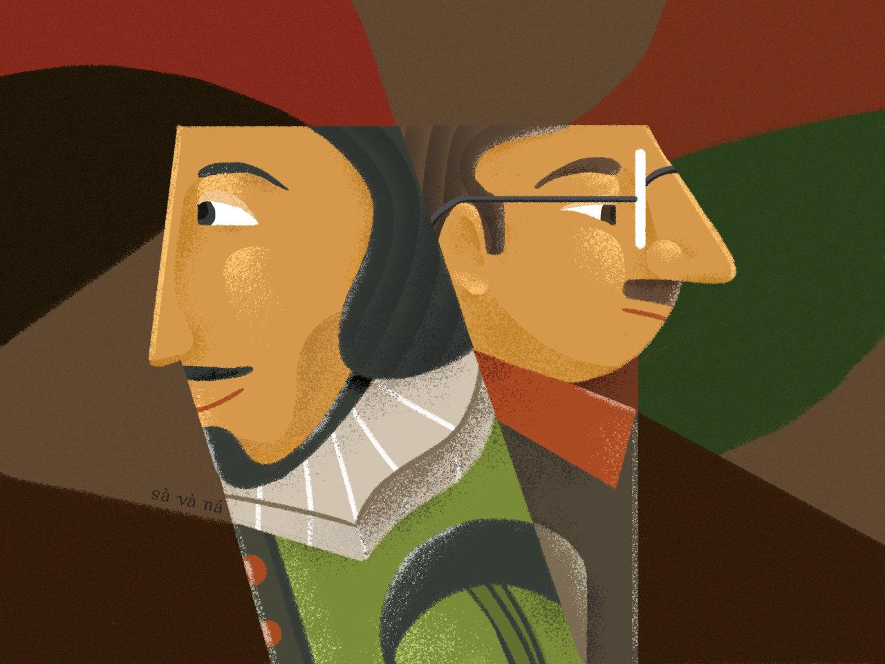 Ký ức của Shakespeare