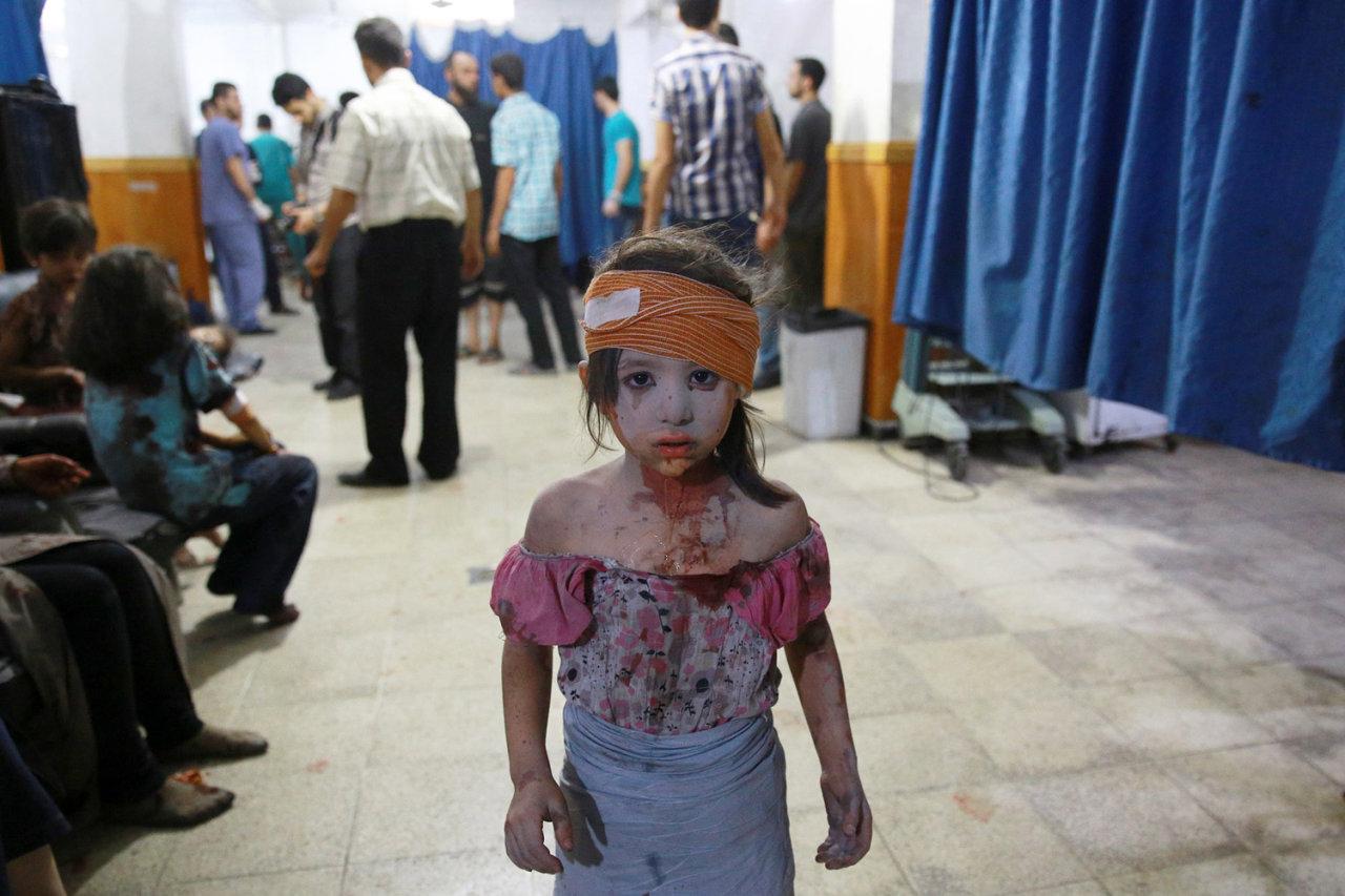 Syria: Vẫn chưa thấy ánh sáng cuối đường hầm
