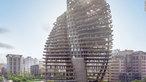 Độc đáo tòa nhà 'ăn' khí carbon