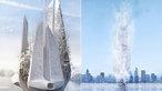 'Choáng' với những thiết kế nhà chọc trời trong tương lai