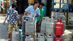 Giá gas tăng 16.000 đồng/bìnhtrong tháng 9