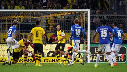 Dortmund hụt hơi, bị Bayern Munich bỏ xa 4 điểm