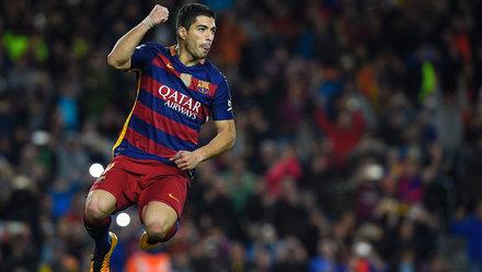 """Suarez lập cú """"poker"""", Barcelona giữ vững ngôi đầu"""