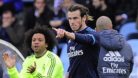 Gareth Bale tỏa sáng, Real thắng trận thứ 10 liên tiếp