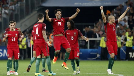 """Kết quả dự đoán trận Ba Lan - Bồ Đào Nha cuộc thi """"Tôi là chuyên gia"""""""