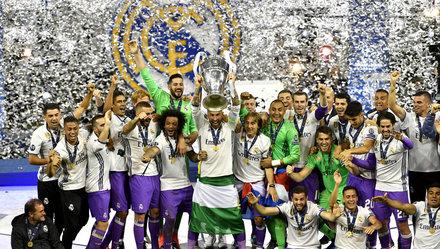 R.M bảo vệ thành công ngôi vô địch Champions League