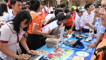 ĐH Tôn Đức Thắng xét tuyển bằng học bạ học sinh gần 250 trường THPT
