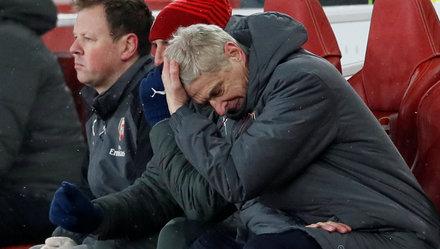 Đã đến lúc HLV Wenger ra đi