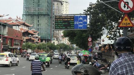 Cần ngăn chặn nguồn phát thải gây ô nhiễm