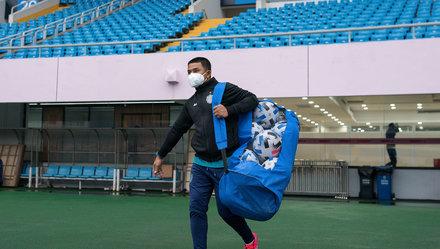 Thể thao Trung Quốc trong tâm bão corona