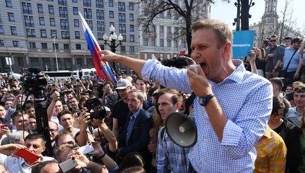 Trong cơn hôn mê của Navalnyi