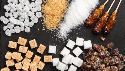 Loay hoay với ngọt và đường