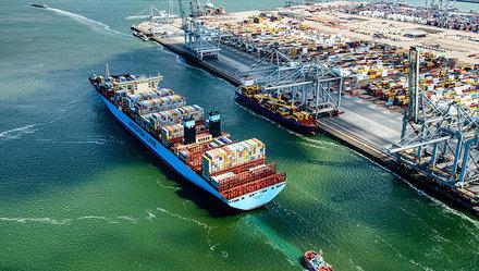Cảng biển thông minh và đại dịch