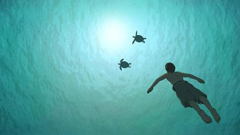 Rùa đỏ - Cảm xúc như biển khơi