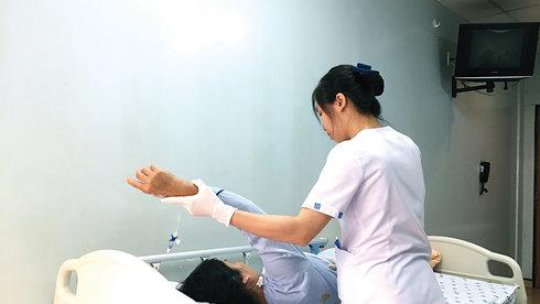 Vật lý trị liệu trong phẫu thuật tim hở