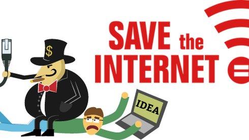 """""""Hãy cứu lấy Internet"""""""