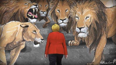 Nước Đức không có chính phủ ?