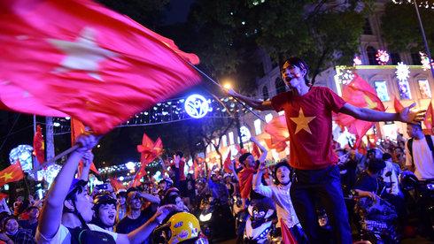 Cảm hứng từ U-23 Việt Nam