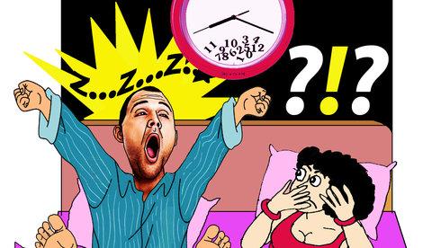 Những kẻ dậy sớm thích ồn ào