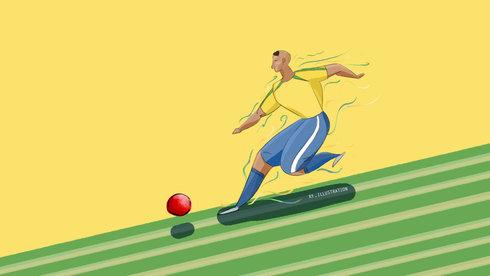Ghế của Ronaldo