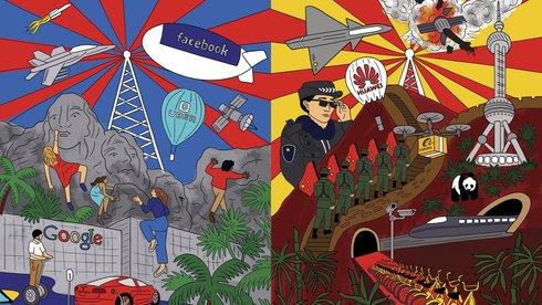 Huawei, Canada và cuộc cờ Trung - Mỹ