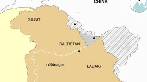 Kashmir: Một lịch sử chất chồng oán hận