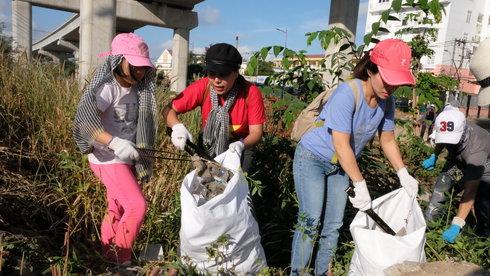 Trashpacker Việt Nam - Những dấu chân đẹp