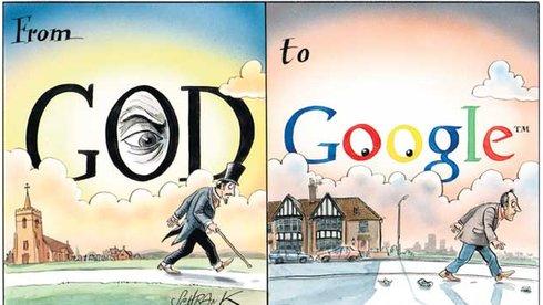 """Thêm bất an vì sự """"biết tuốt"""" của Google"""