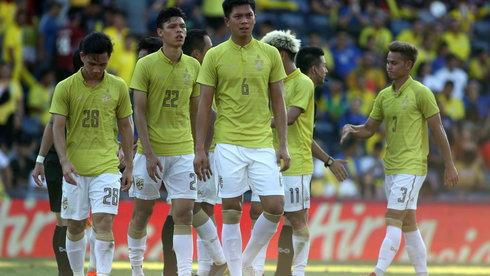 Khoảng lặng bóng đá Thái Lan