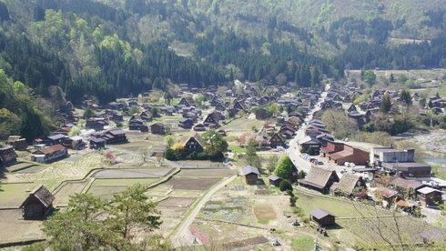 Làng du lịch nổi tiếng nhất Nhật Bản không...khách sạn