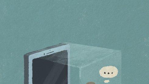 Truyện ngắn: Điện thoại hư trong thang máy hỏng