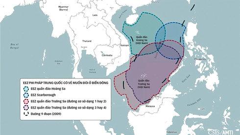 Biển Đông: Những lựa chọn pháp lý của Việt Nam