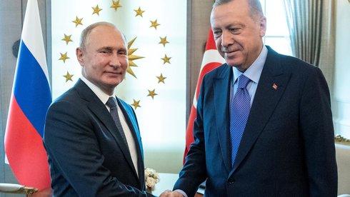 """""""Ghi nhớ Sochi"""" và ván cờ mới ở Trung Đông"""