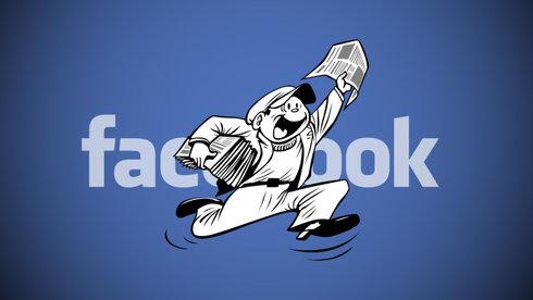 """Facebook ra trang """"tin thật"""" chống """"tin giả"""""""