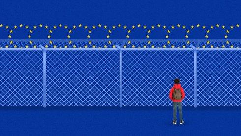 Nhìn vào một chính sách nhập cư đã trục trặc từ lâu