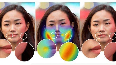"""""""Vạch mặt"""" chân dung bị Photoshop"""