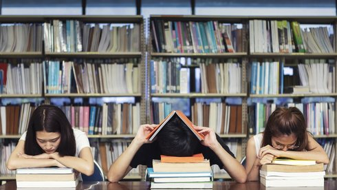 Sách giáo khoa ở Mỹ: Một mê cung chằng chịt