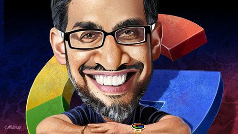 """""""Chuyện 3 người"""" ở Google"""
