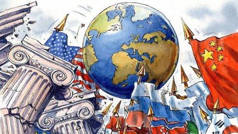 Thế giới 2019: Đơn phương lấn át đa phương