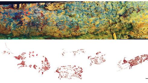 Những hình vẽ khiến lịch sử phát triển loài người phải viết lại