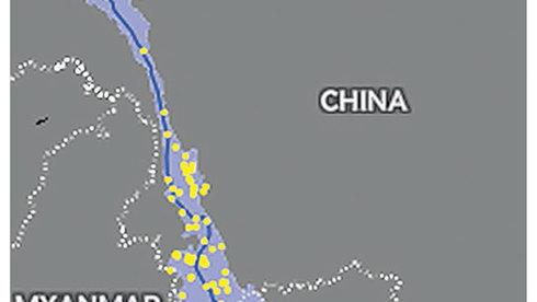 Sông Mekong: Vùng nước chưa biết
