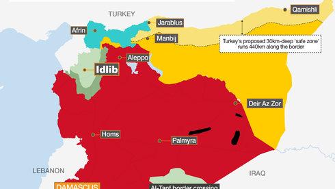 Thổ Nhĩ Kỳ và Syria: Mặc cả bằng người tị nạn