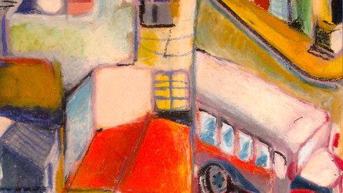 Truyện ngắn: Xe buýt Jerusalem