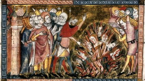 Nhìn lại một trận dịch thời Trung Cổ: Vì sao có những vùng thoát hiểm?