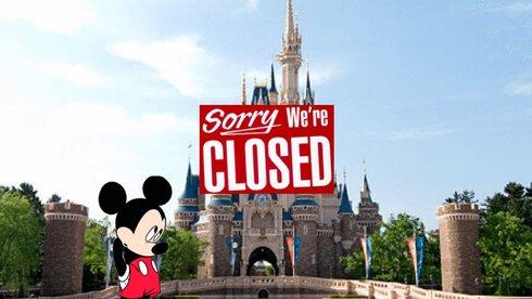 Đế chế Disney thấm đòn đại dịch