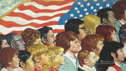 Nước Mỹ phân hóa: Không chỉ bởi màu da