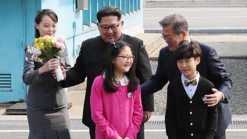 Khủng hoảng Triều Tiên: Diện và điểm