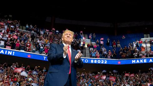 Ông Trump tìm kiếm nhiệm kỳ thứ hai: Lưỡng đầu thọ địch
